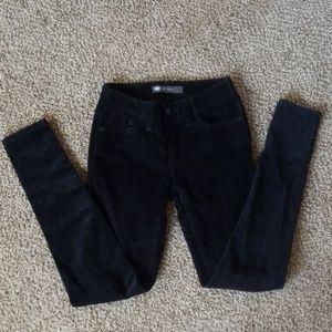 Black Levi Courdory Pants